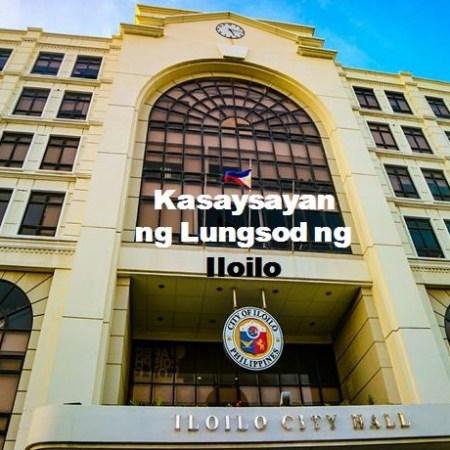 Iloilo City History in Tagalog
