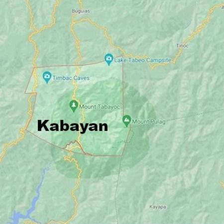 Kabayan Benguet