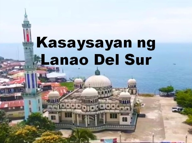 Lanao Del Sur History in Tagalog