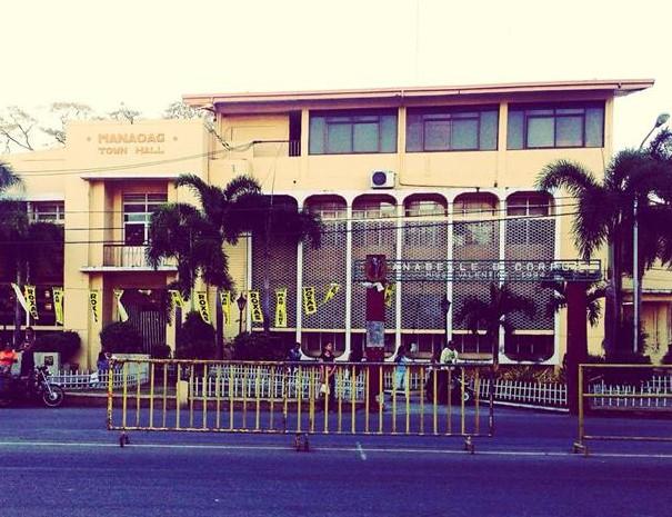 Manaoag Municipal Hall