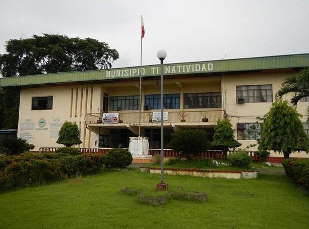 Natividad Municipal Hall in Pangasinan