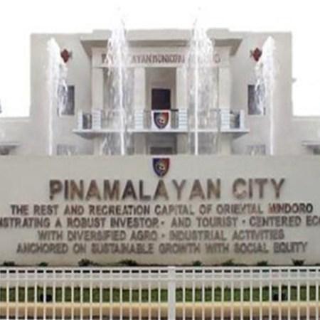 Pinamalayan Municipal Hall
