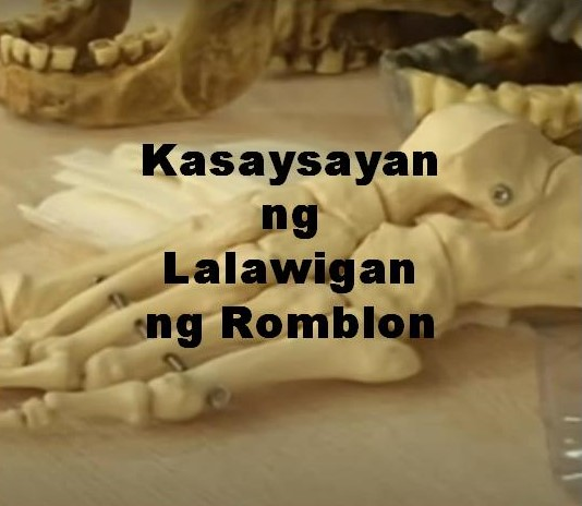 Romblon Province History in Tagalog