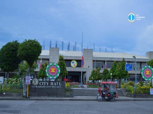 San Carlos City in Negros History in Tagalog