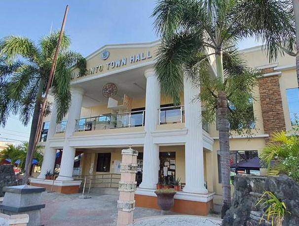 San Jacinto Municipal Hall in Pangasinan