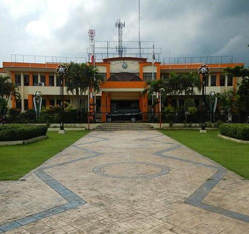 Santo Tomas City History in Tagalog