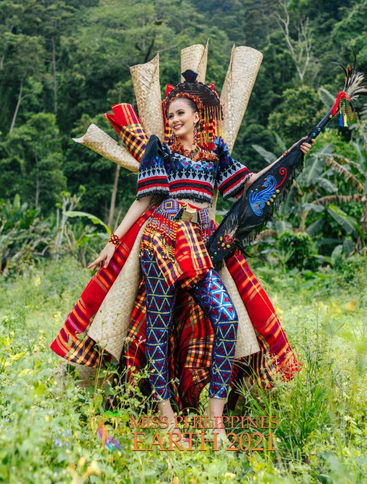 Fatima Kate Bisan Costume