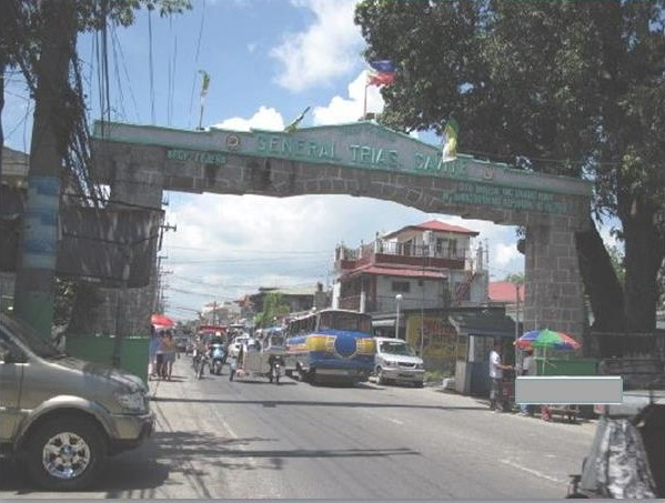 General Trias City History in Tagalog