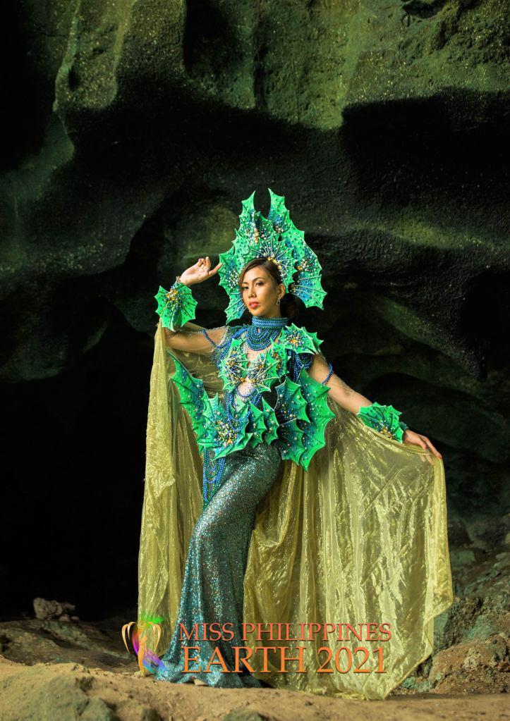 Irish Delima Costume
