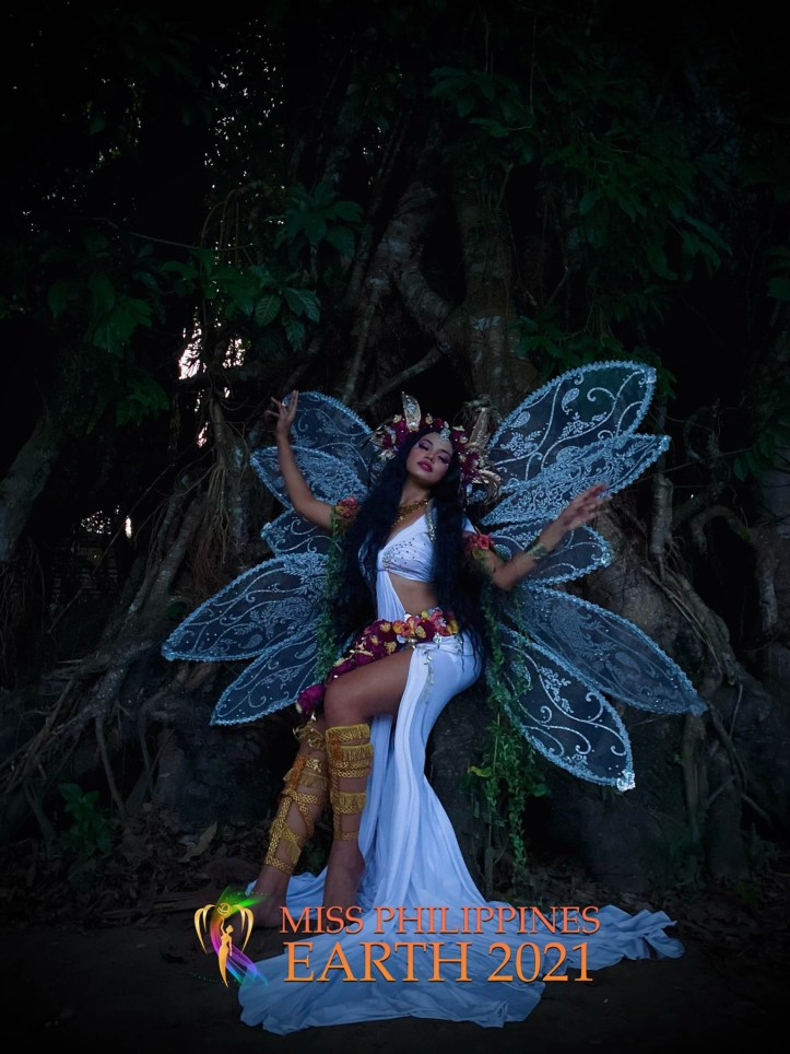 Judie Ann Castro Costume