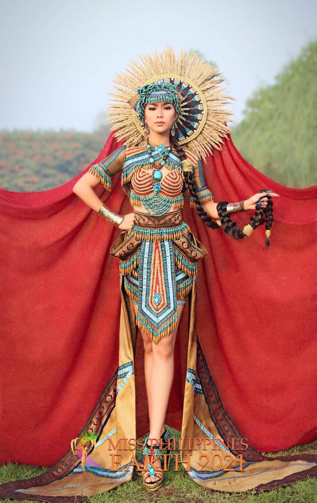 Marie Manansala Costume