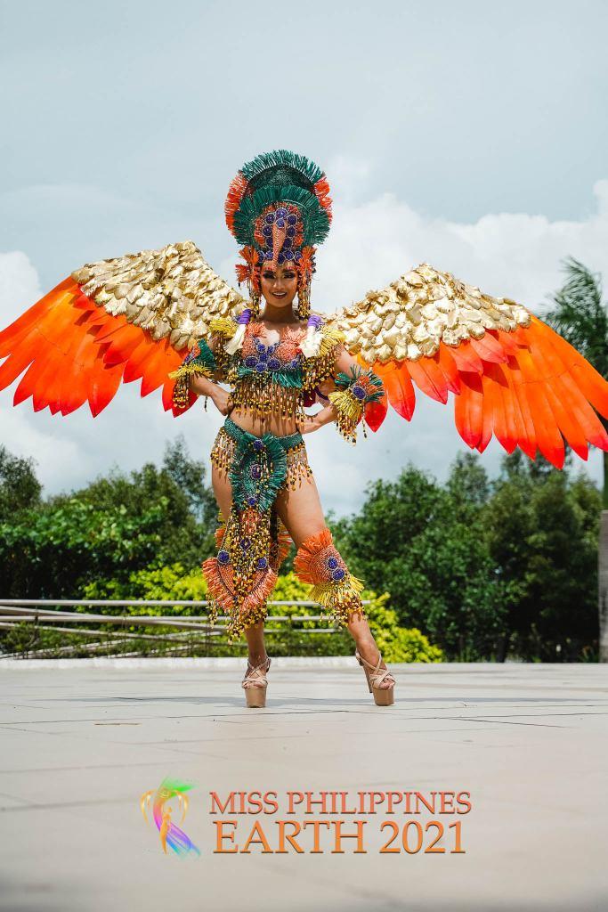 Rocel Angelah Songano Costume