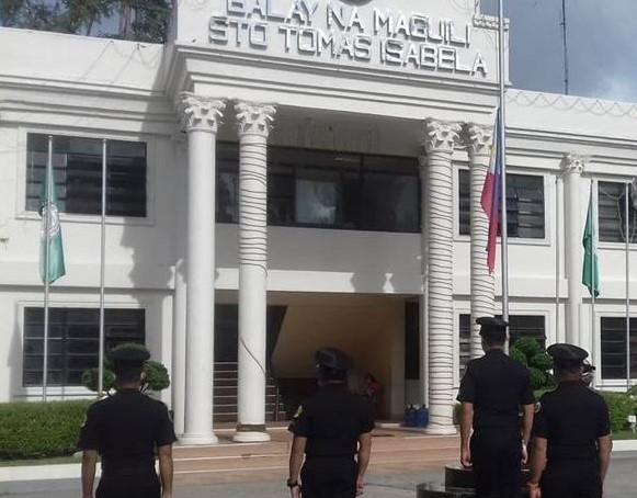 Santo Tomas Isabela Municipal Hall