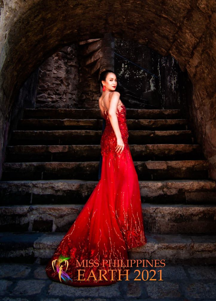 Sarah Margarette Joson Gown