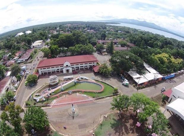 Tangub City Hall and Surroundings