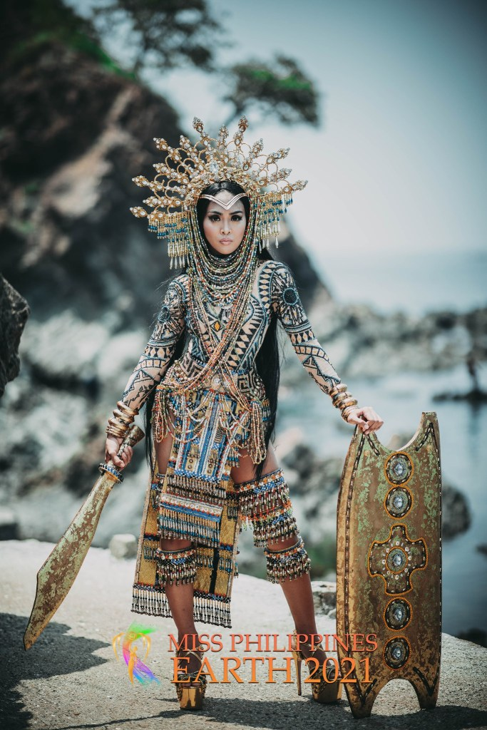 Yna Jalin Costume