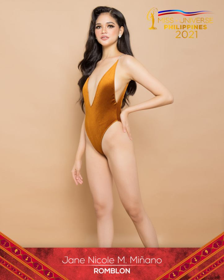 Jane Nicole Minano Swimsuit