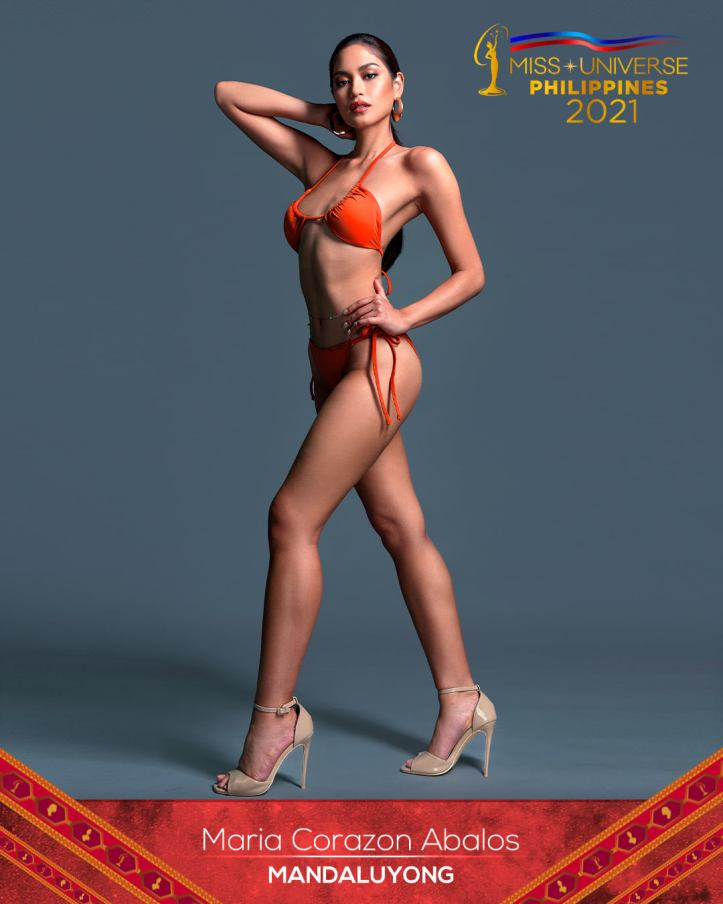 Maria Corazon Abalos Swimsuit