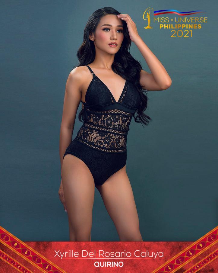 Xyrille Caluya Swimsuit