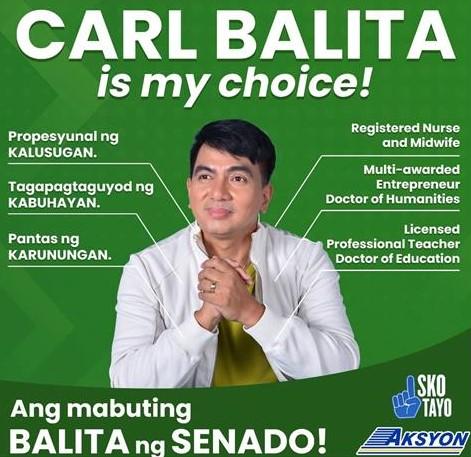 Carl Balita