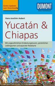 Buch Reiseführer Yucatan & Chiapas