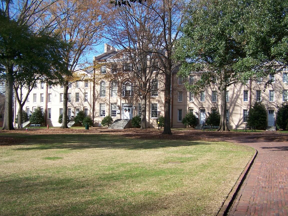 Campus University Of South Carolina Horseshoe