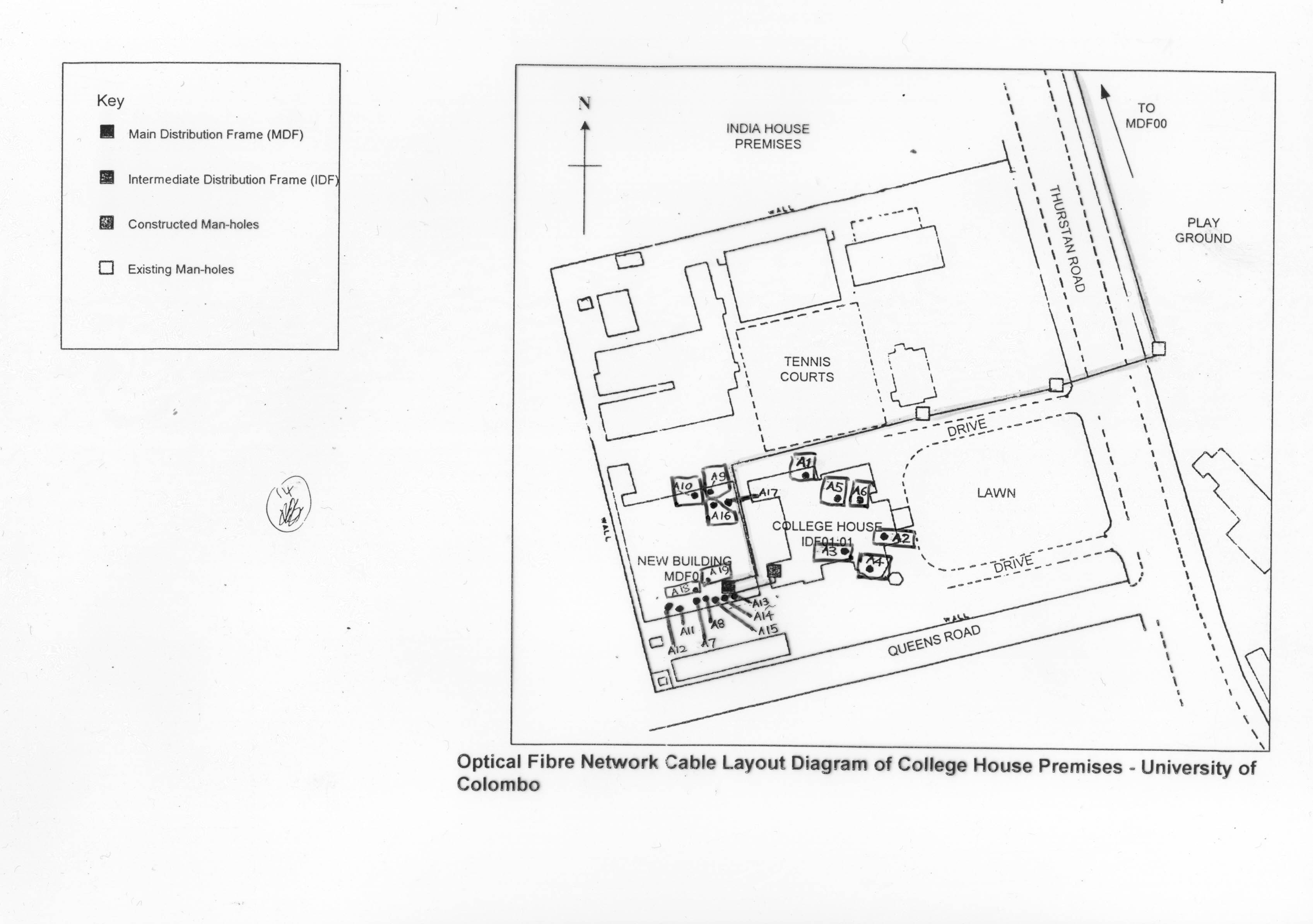 telephone network diagram layout how are volcanoes formed cable of faculty arts