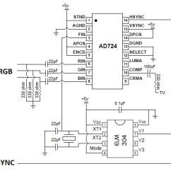 Audio Spectrum Analyzer Circuit Diagram 1998 Jeep Wrangler Headlight Wiring Ece 4760 Hardware Implementation