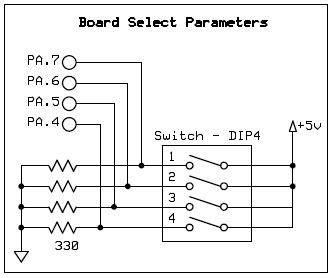 dip switch wiring schematic