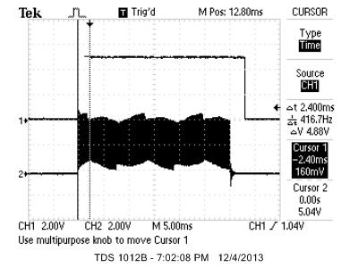 ECE 4760: The Ultrasonic Wireless Mouse