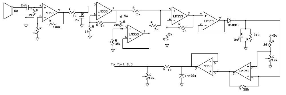 medium resolution of b schematics schematic of the ultrasonic