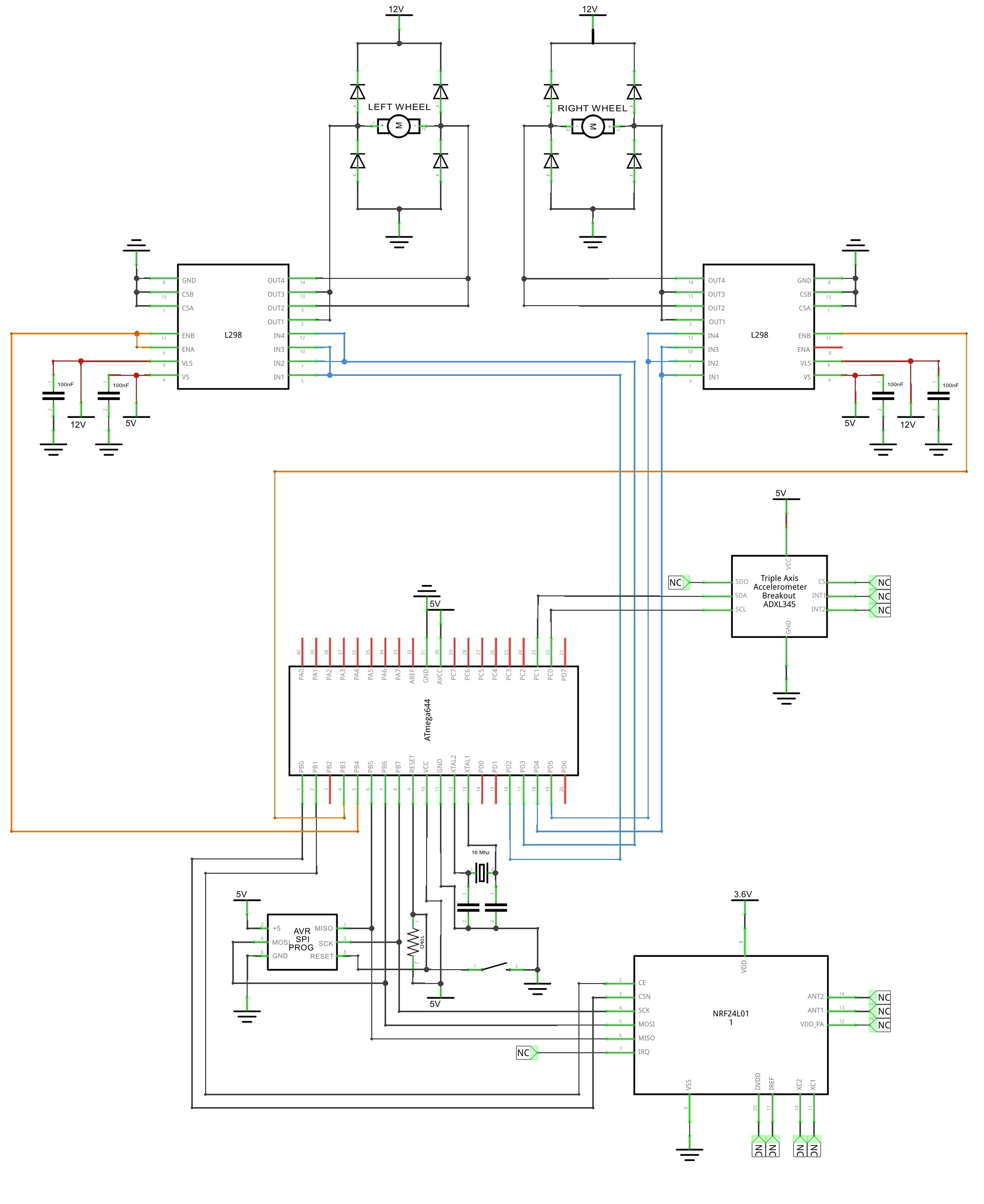 scooter controller schematic diagram plant cell membrane wiring elsavadorla