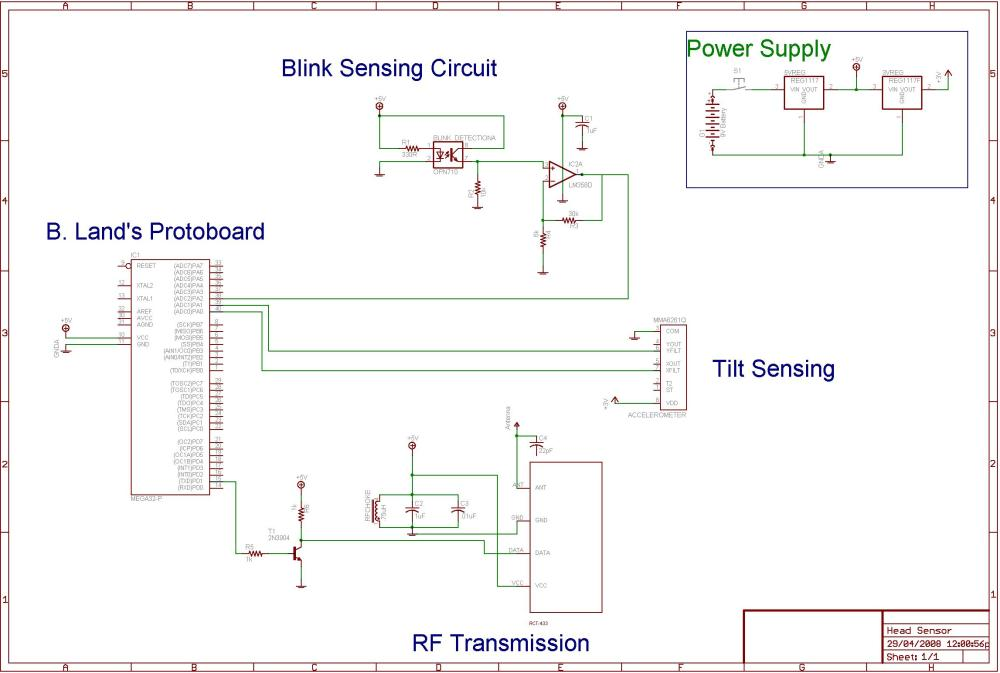 medium resolution of transmitter side schematic sensors to transmitter communication circuit