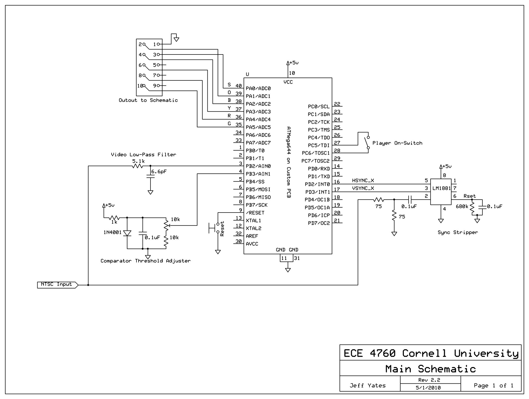 hight resolution of appendix c schematics