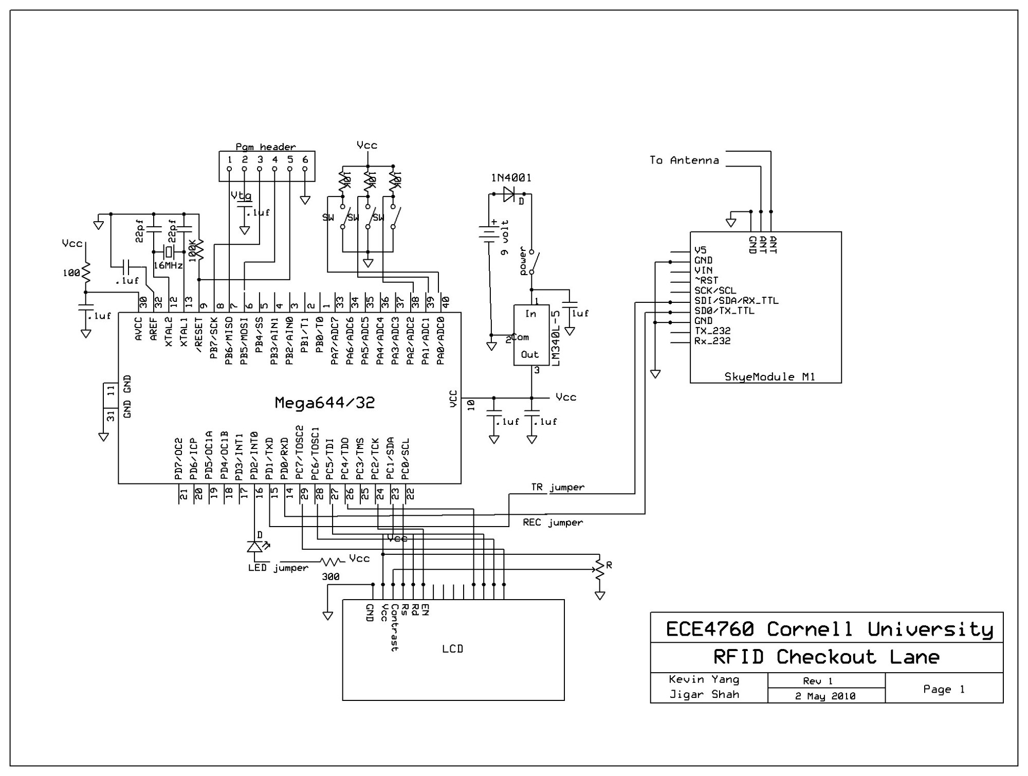 hight resolution of complete rfid circuit schematic click here for full size wiring wiring diagram click here for a larger image