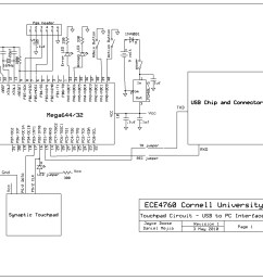 touchpad usb interface schematic [ 3060 x 2310 Pixel ]