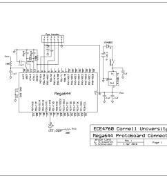 custom pcb schematic [ 2040 x 1540 Pixel ]