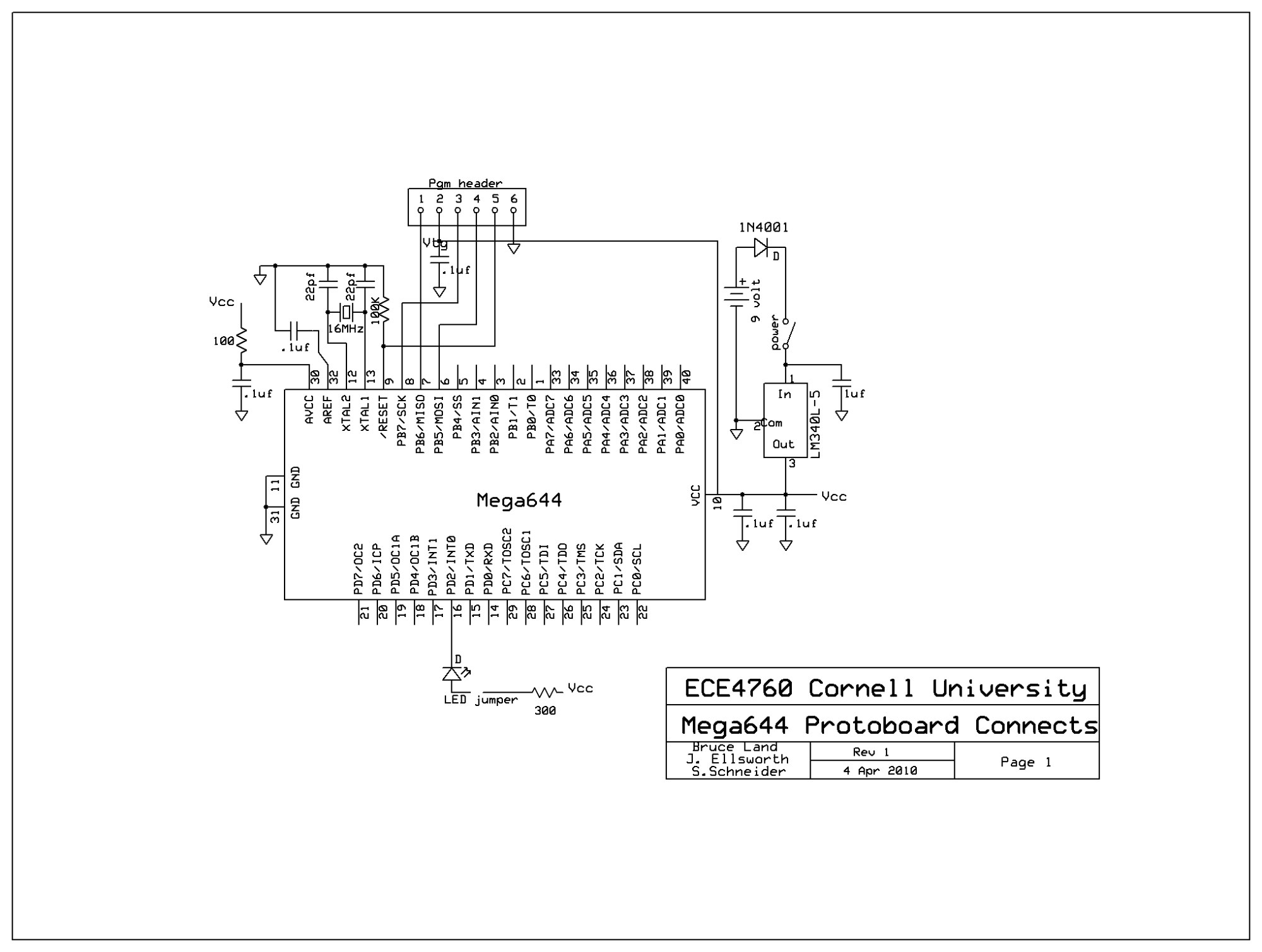hight resolution of custom pcb schematic