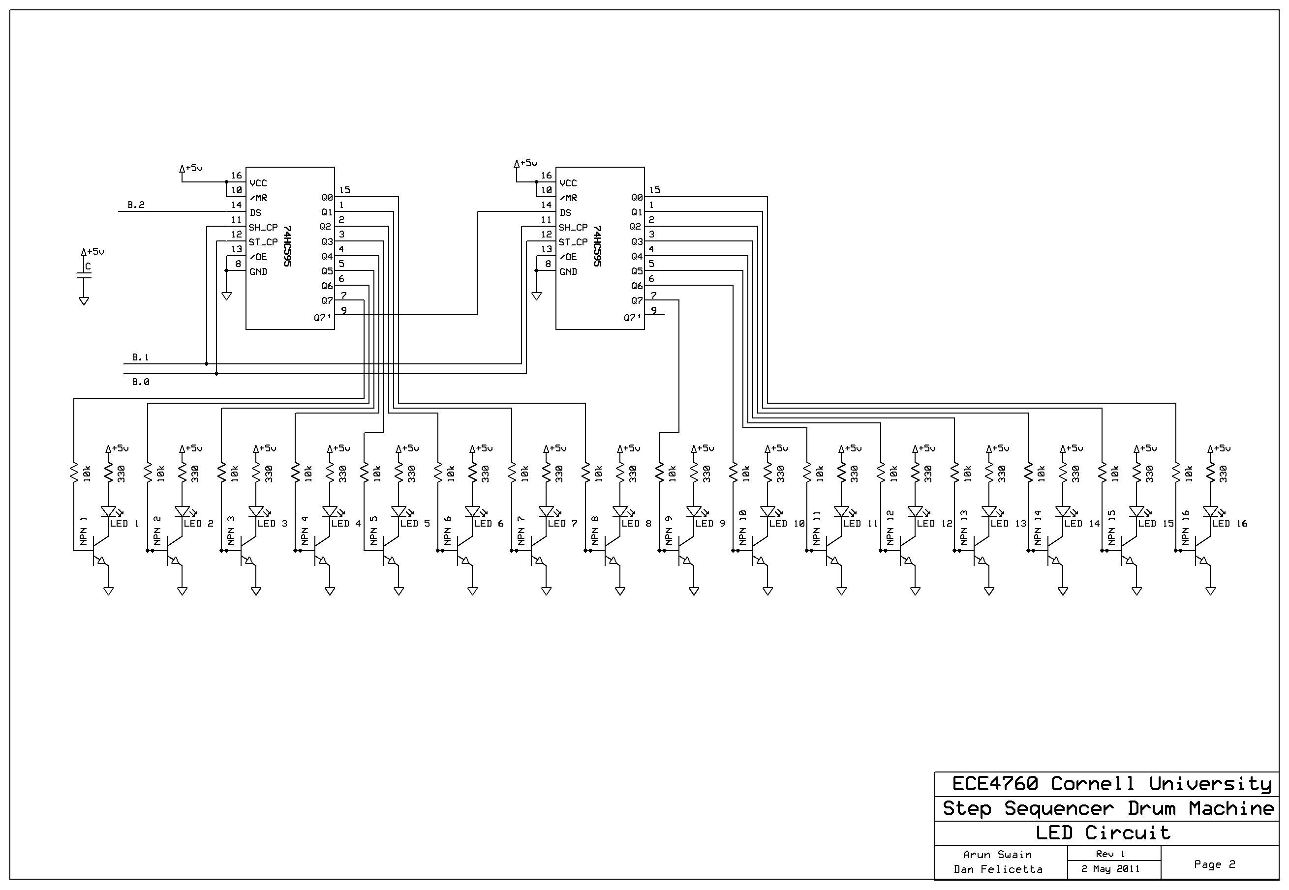 circuit diagram parts