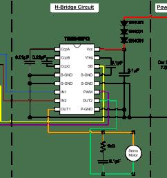 h bridge circuit [ 1261 x 1014 Pixel ]