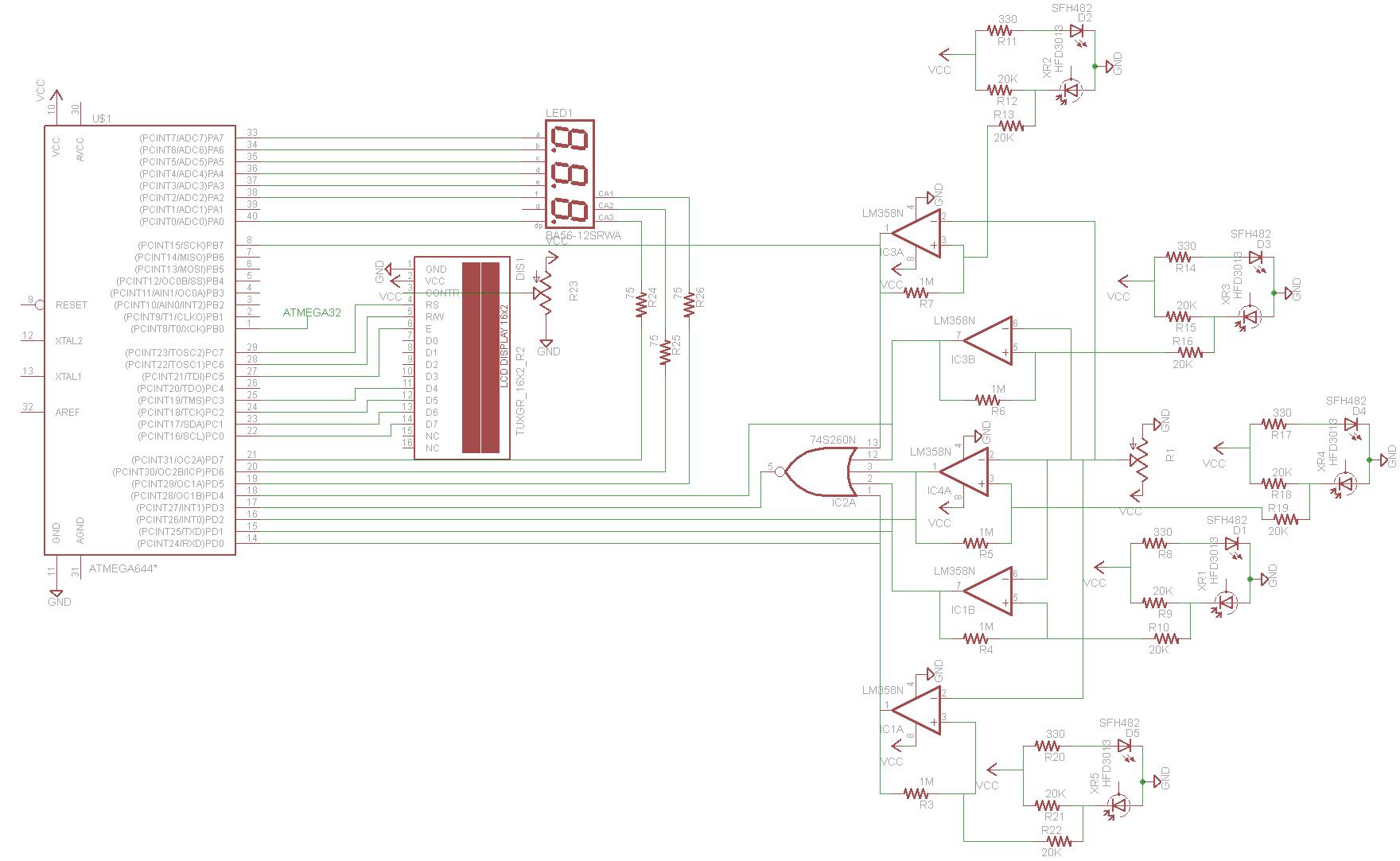 final schematics diagram