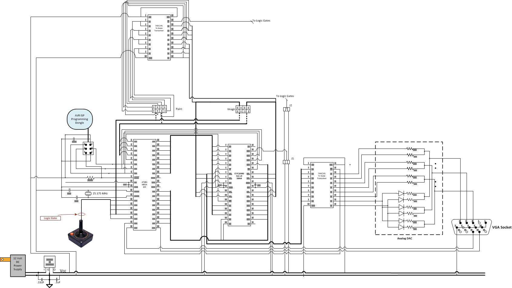 hight resolution of overall schematic