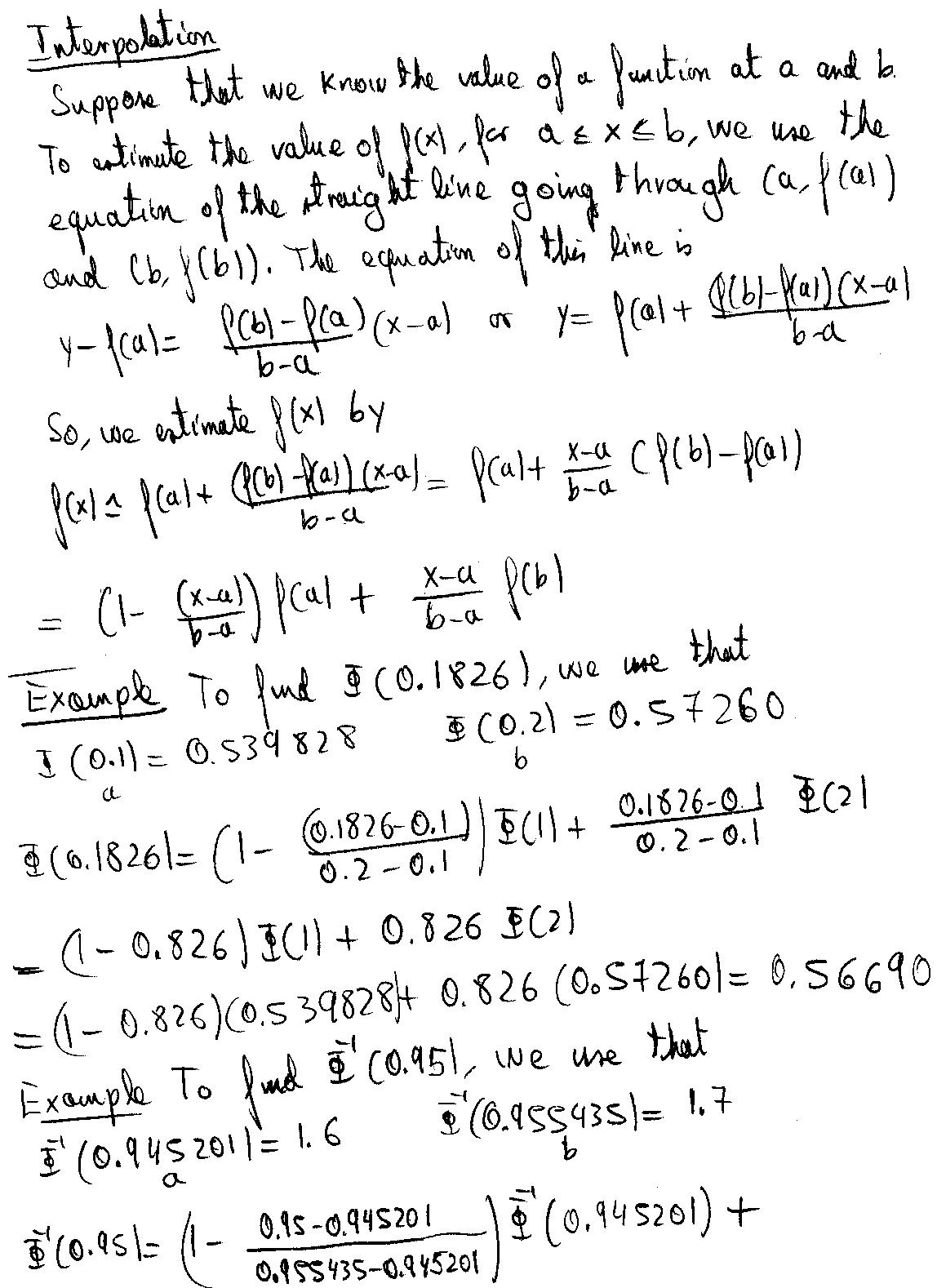 Math 327 Probability With Statistics Methods