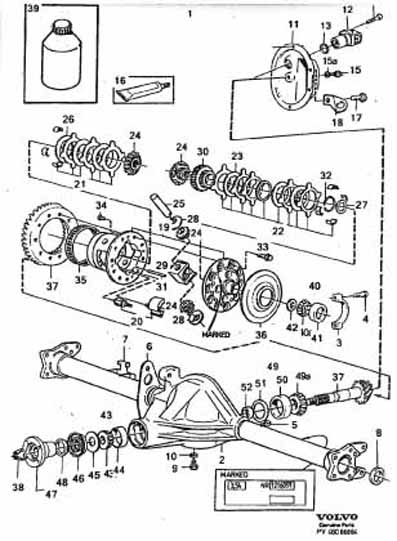 Service manual [1992 Mercury Sable Drive Shaft Removal
