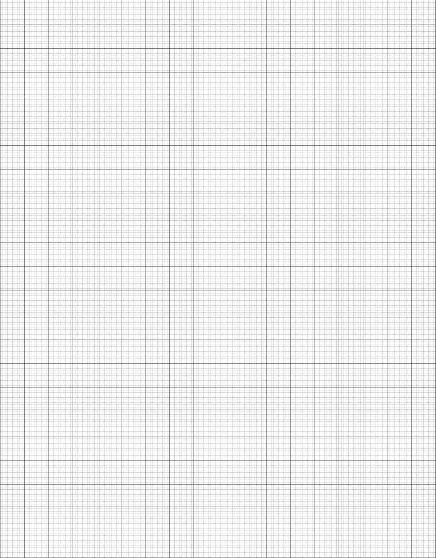 20 square per inch Graph Paper for Photographic Applications