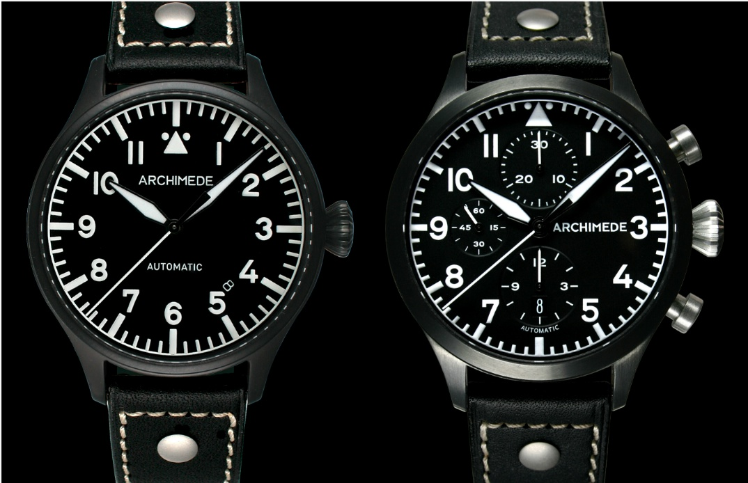 Archimede Has Two Classic Pilot Watches You Want At Good