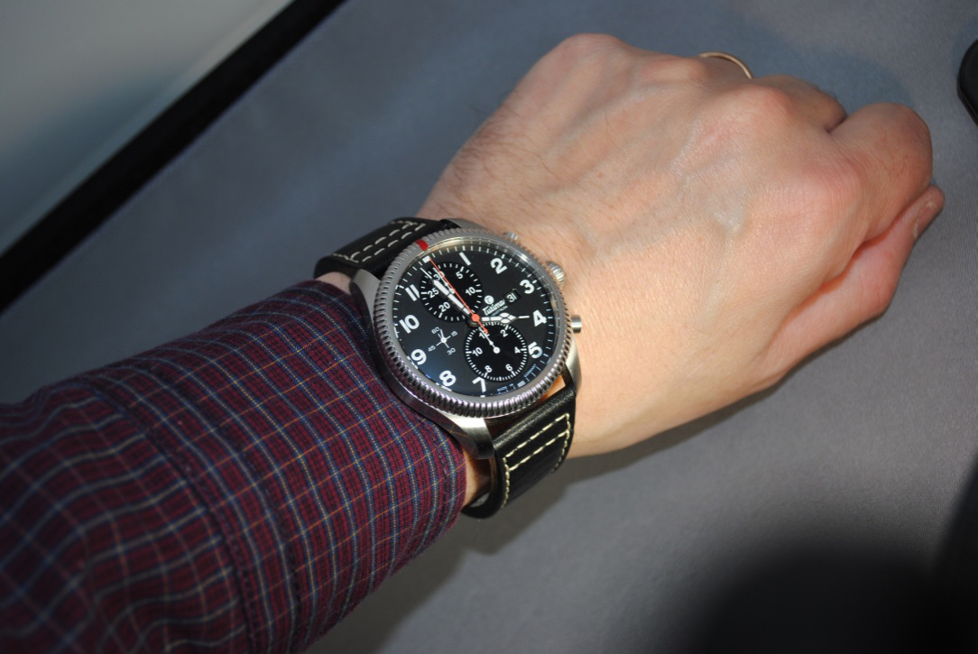 TimeZone Watch Reviews A Review Tutima Grand Flieger