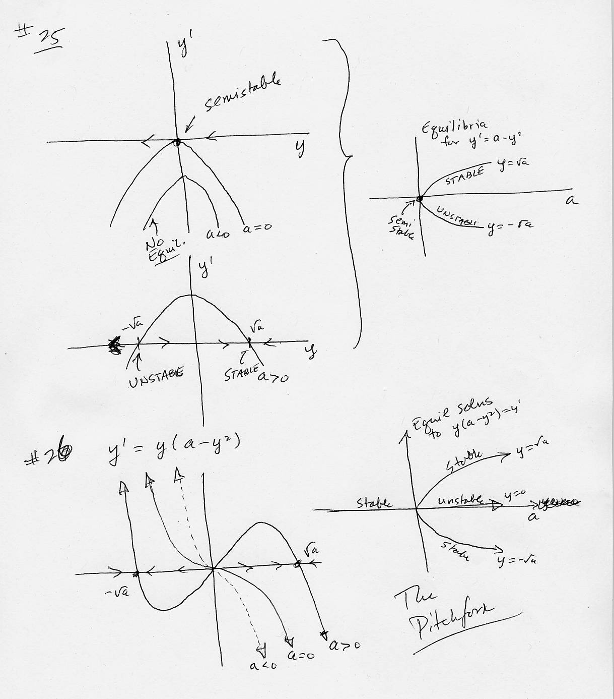 Partial differential equation homework solution