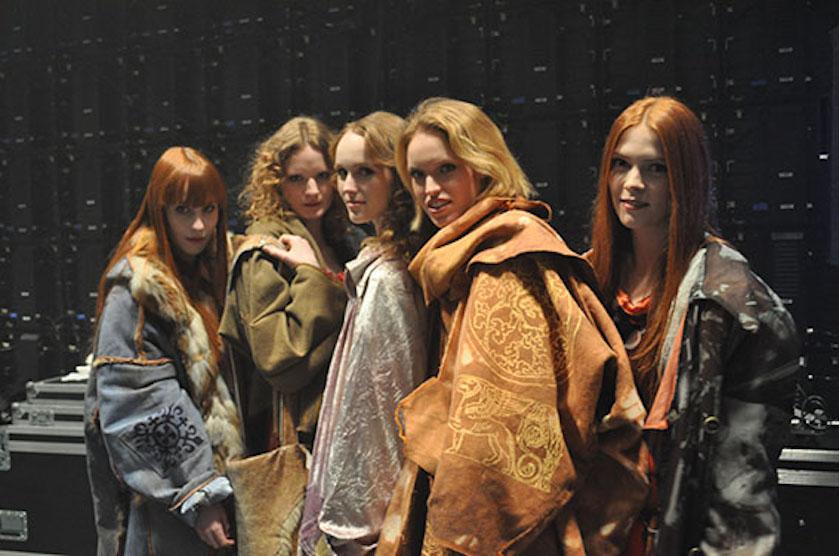 amsterdam fashion week dag 1