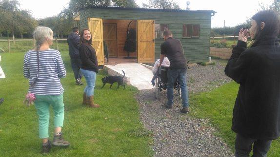 Community trip to Hereford Community Farm